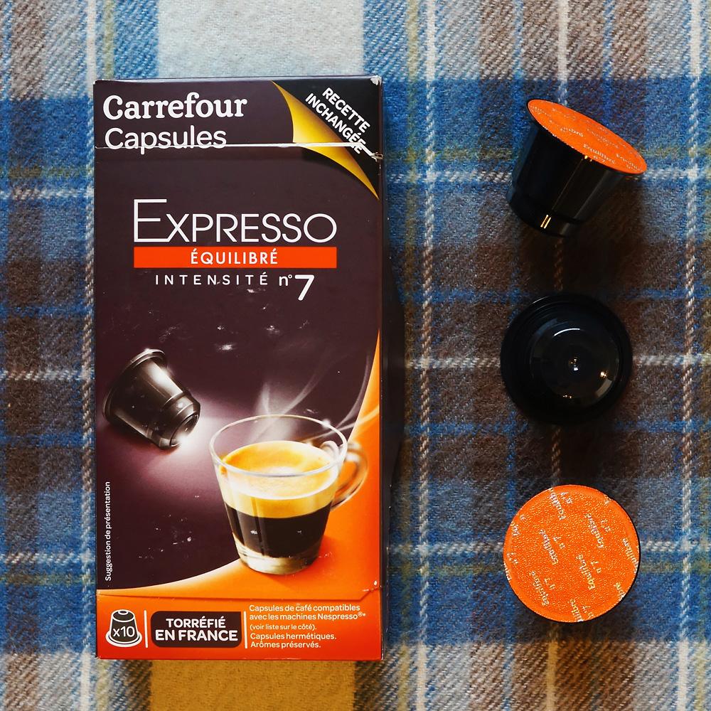 Expresso Équilibré by Carrefour