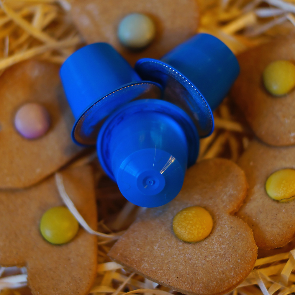Elevate coffee capsules by Jones Brothers