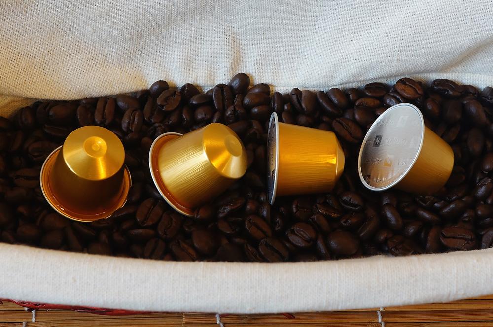 Volluto coffee capsules by Nespresso