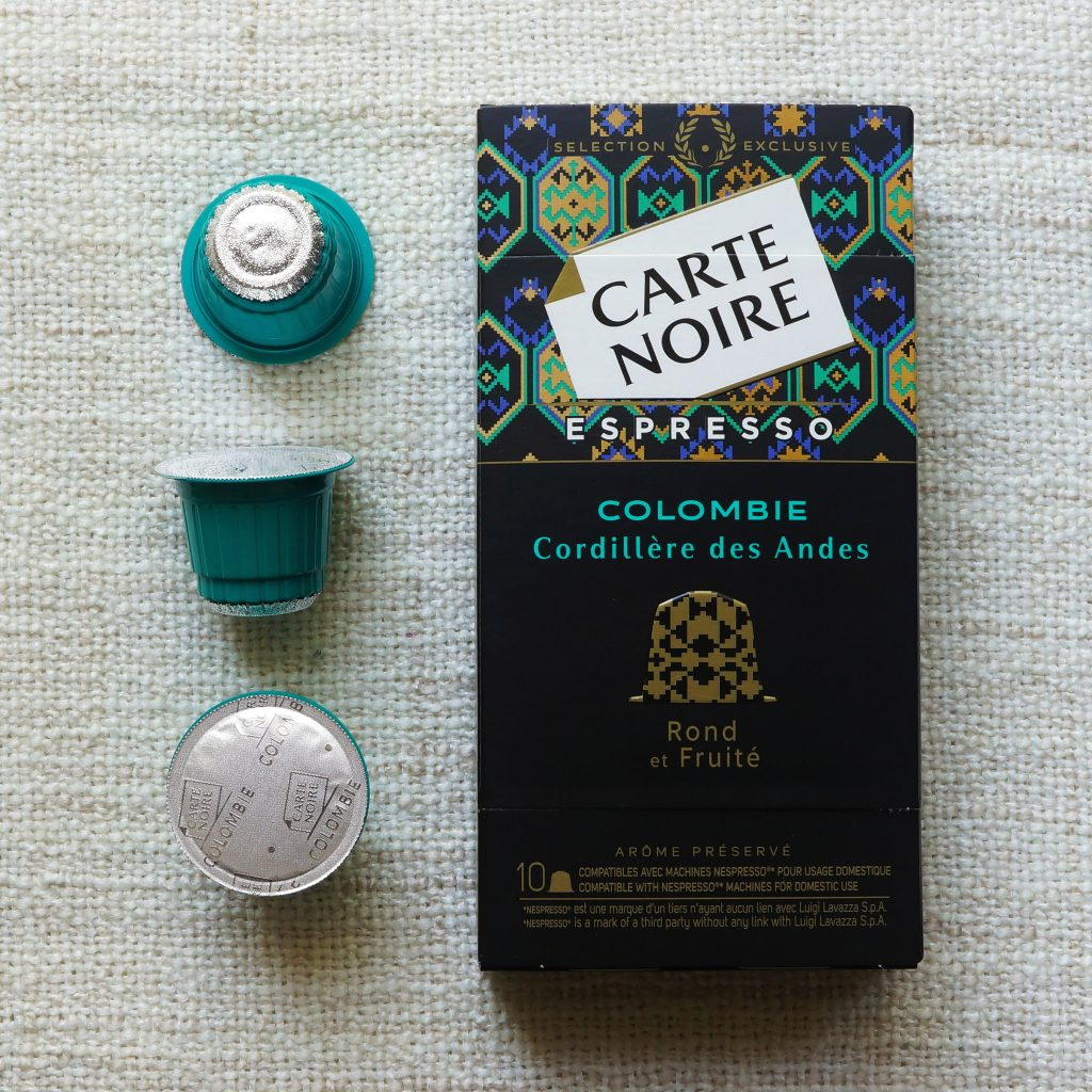 Colombie by Carte Noire Espresso