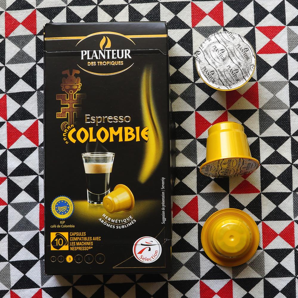 Planteur des Tropiques Espresso by Colombie