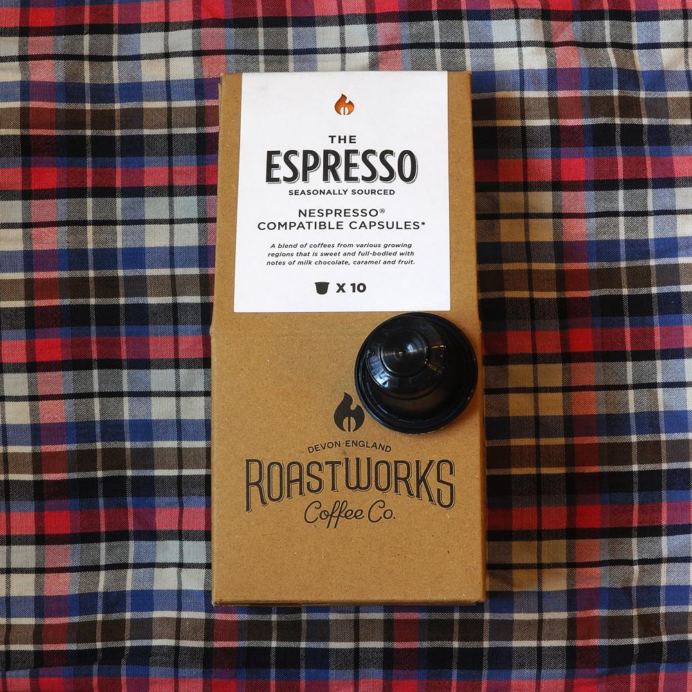 The Espresso by Roastworks